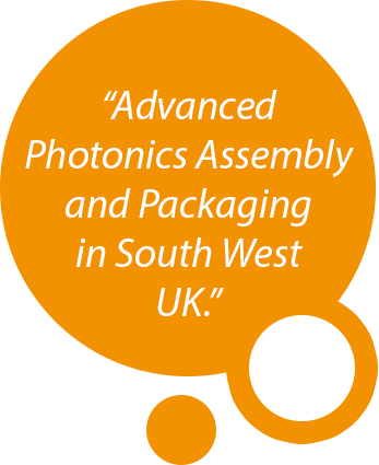 Advanced Photonics Assembly and Packaging in South West UK